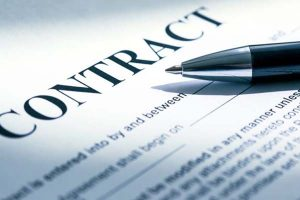 Contract Law Services
